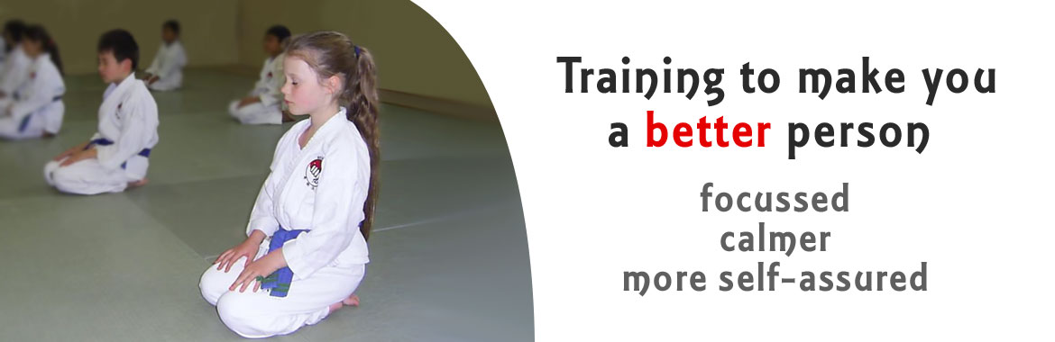 Training to make you a better person: focussed, calmer, more self-assured